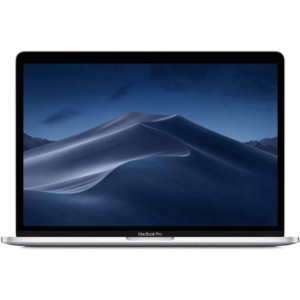 Apple MacBook Pro with Touch Bar - Intel Core i5 2.4 GHz ,13.3_8GB , 256GB SSD, , Intel Iris Plus Graphics 655, Silver, macOS Catalina 10.15 - 2019 MV992B_A