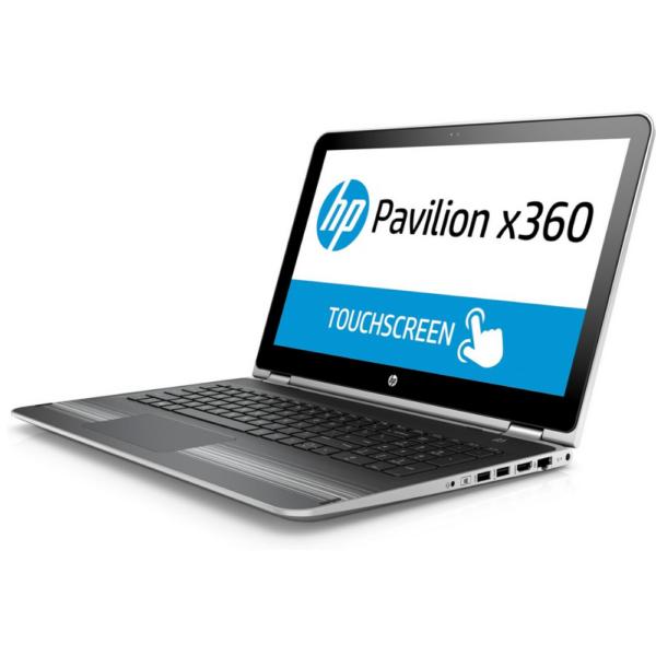 HP 15-BK163DX X360 INTEL CORE i3 500GB/4GB