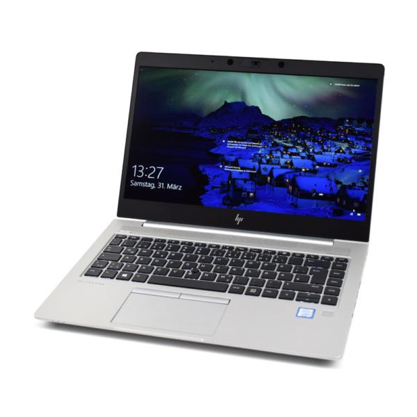 HP ELITEBOOK 840 G5 INTEL CORE i7 8TH GEN 256GB SSD 16GB RAM WEBCAM Finger