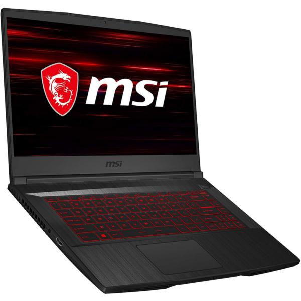 MSI GF65 THIN GAMING Core™️ i7 2.6GHz 512GB SSD 8GB RAM 15.6 (1920x1080) NVIDIA®️ GTX 1660Ti 6144MB 1 Year Warranty