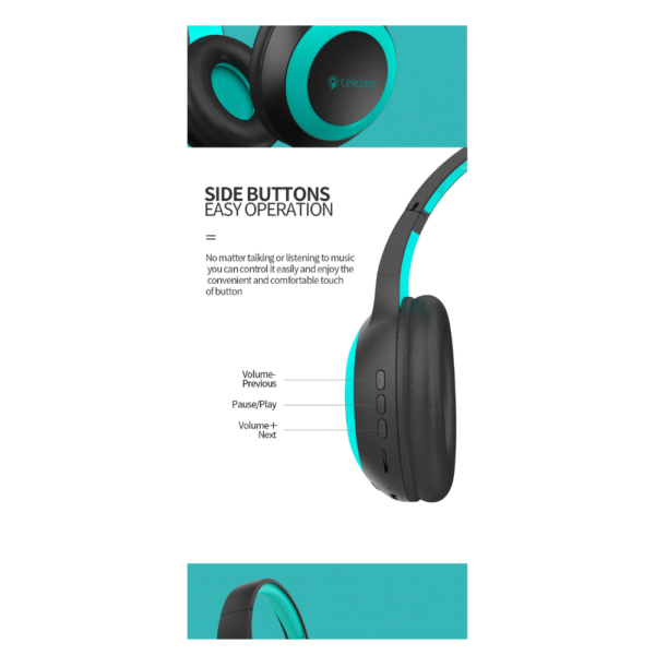 A23-CELEBRAT WIRELESS HEADPHONES