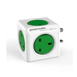 ALLOCACOC POWERCUBE ORIGINAL UK GREEN (DWAC00354)