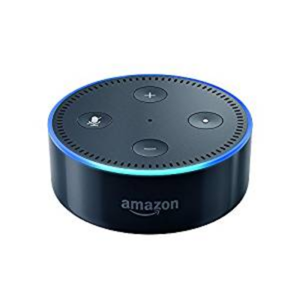AMAZOAMAZON ECHO DOT 2 With AlexaN ECHO DOT 2 With Alexa