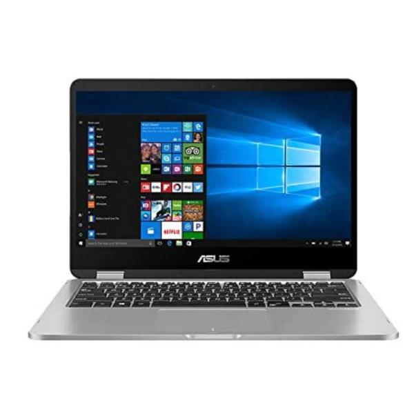 "ASUS Vivo Book Flip 14 TP401MA LGHT GREY   PENTIUM N5000   14""   256GB   4 GB RAM   Windows 10"