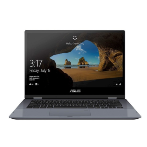 ASUS VivoBook Flip 14 | 1.1GHz | UHD Graphics 600 | 64GB eMMC | 4 GB RAM | Windows 10 Home