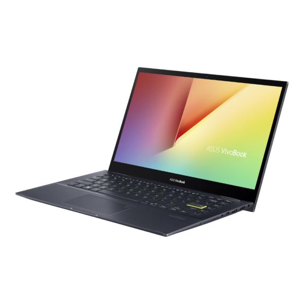 ASUS VivoBook Flip 14   1.1GHz   UHD Graphics 600   64GB eMMC   4 GB RAM   Windows 10 Home
