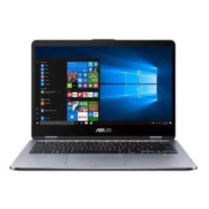 ASUS VivoBook Flip | Intel® Celeron® Dual-Core N3350 | Integrated Intel HD Graphics | 64GB eMMC | 4 GB RAM | Windows 10 pro