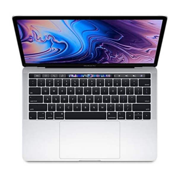 Apple MacBook Pro with Touch Bar (2019 Silver) 512 GB SSD/8GB