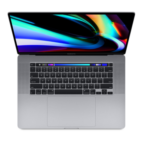 Apple MacBook Pro with Touch Bar (Space gray) 1TB SSD/32GB