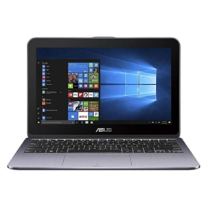 Asus VivoBook Flip 12 | Intel Celeron N3350 Dual-core | 11.6″ | 64GB eMMC | 4 GB RAM | Windows 10 Pro