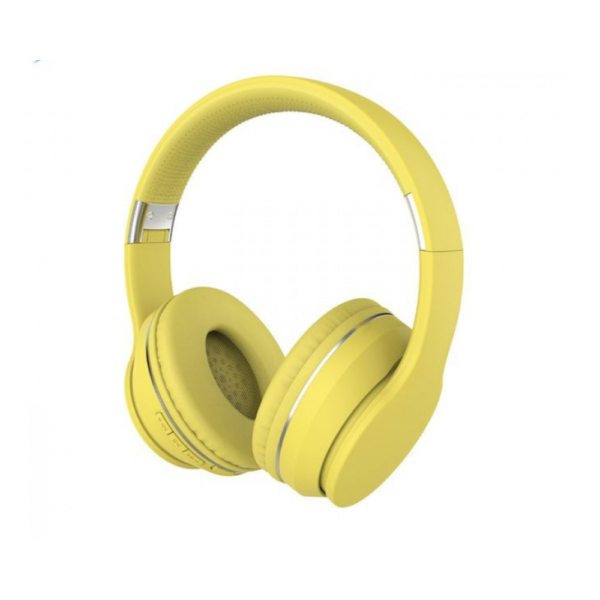 CELEBRAT WIRELESS HEADSET SKY-6 YELLOW