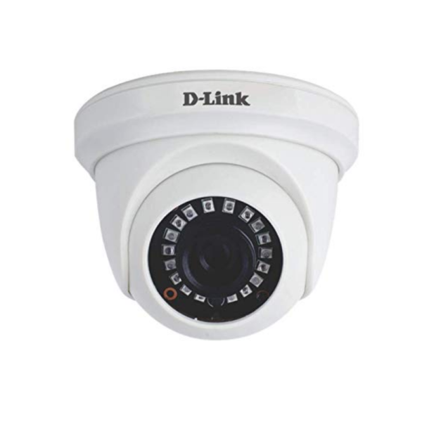 DLINK DCS-F 1622 2MP HD Day & Night Verifocal Dome Camera with 35M of IR