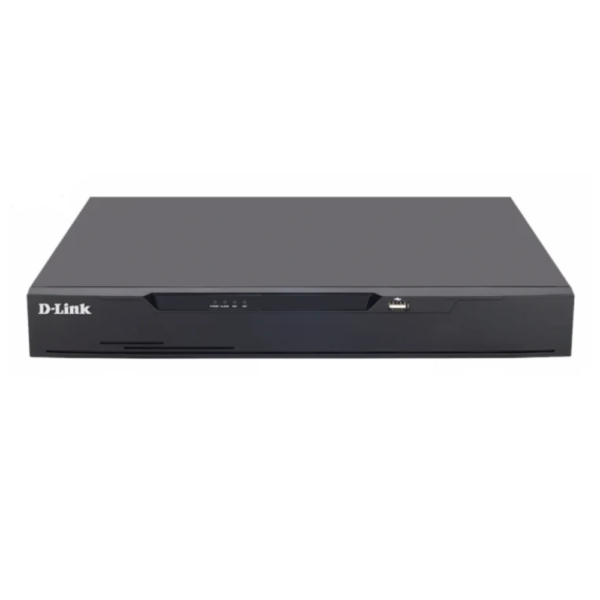DLINK DNR-F4216 16-Channel 2 Bay Network Video Recorder (NVR) with HDMI DNR-