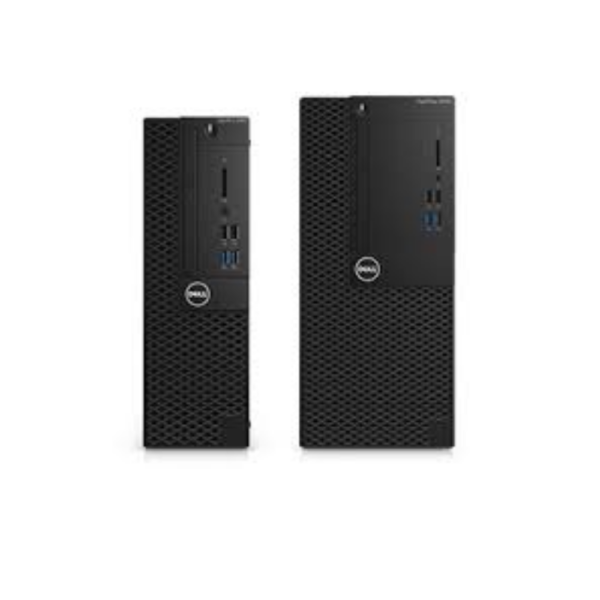 Dell OptiPlex 3050 Small Form Factor (2547SAP-U1) PC – Intel® Core™ i7, (3.6GHz ), 8GB RAM, 1TB HDD,Windows 10 Pro