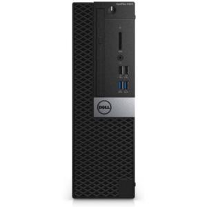 Dell OptiPlex 5050-U2 Tower PC_ i7 Quad Core-7700_3.6-4.2GHz, 8GB_1-DIMM, 2TB