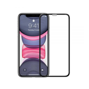 GREEN 3D CURVED TEMPERED IPHONE PRO 11 (DWAC00530)