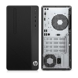 HP 290 G3 Microtower PC - Intel Core i3-8100 1TB/4GB