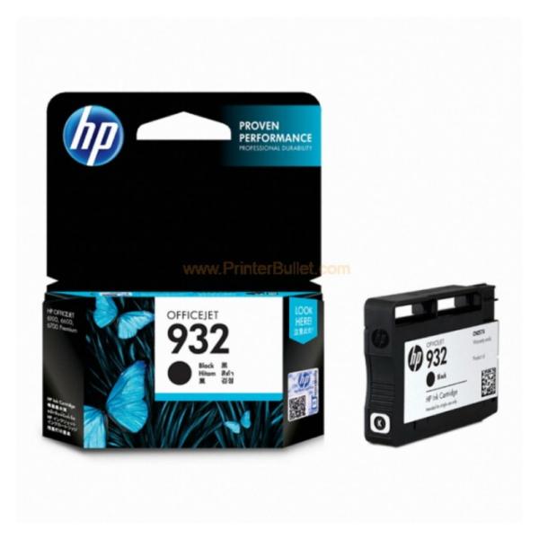 HP 932 BLACK INK