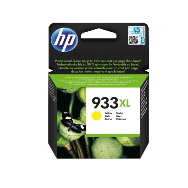 HP 933XL HIGH YIELD YELLOW INK