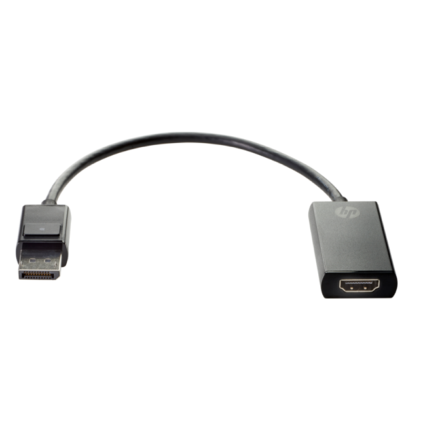 HP DISPLAY PORT TO HDMI CABLE -1M