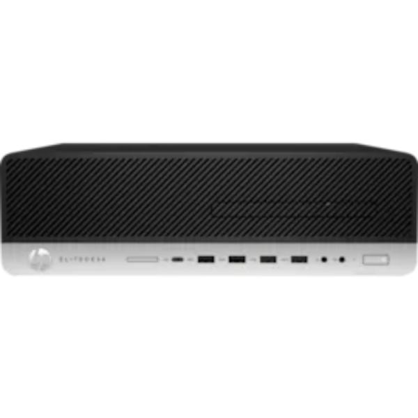 HP EliteDesk 800 G5 SFF PC - Intel® Core™ i5-8500 256 GB/8GB