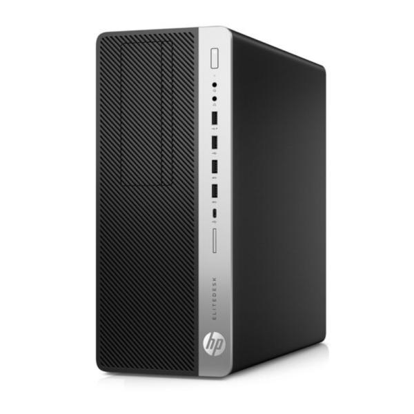 HP Factory Recertified EliteDesk 800 G3 Tower PC (1WU34U8-U1) - i7-7700 _ 3.3 GHz3.9 GHz , 8GB, 500GB+2TB _ 7200 rpm, DVDRW, Intel HD Graphics 530, Win10 Pro