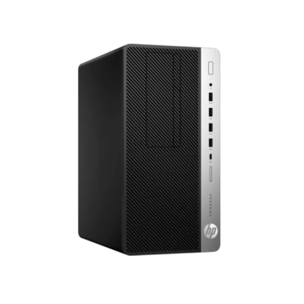 HP Factory Recertified ProDesk 600 G4 Microtower PC (4HP17UT-U2) –i7-8700/ 3.2 GH-4.6 GHz, 8GB, 2TB +256 GB PCIe SSD, DVDRW, Intel HD Graphics 630HP Factory Recertified ProDesk 600 G4 Microtower PC (4HP17UT-U2) –i7-8700/ 3.2 GH-4.6 GHz, 8GB, 2TB +256 GB PCIe SSD, DVDRW, Intel HD Graphics 630