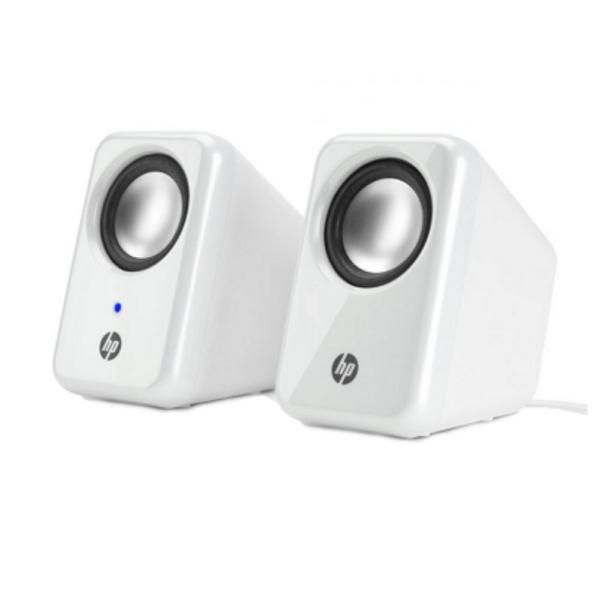 HP MULTIMEDIA 2.0 SPEAKERS - WHITE_H3W58