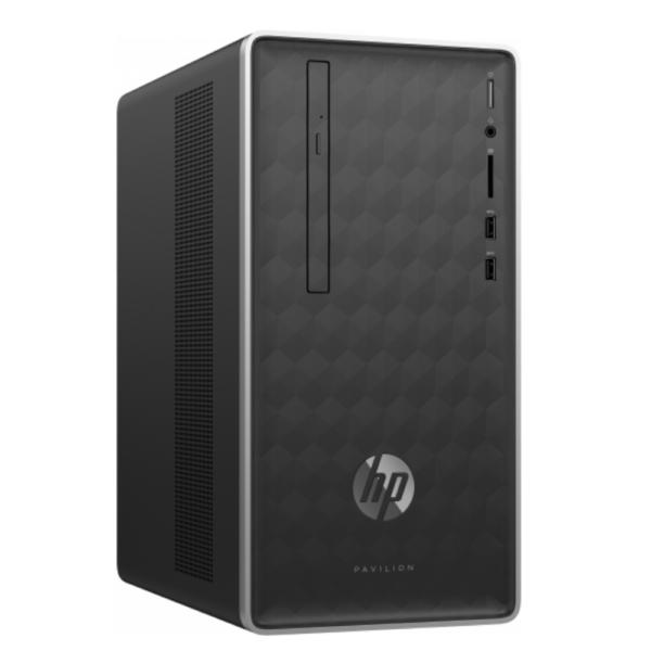 HP Pavilion 590-p0033w Desktop PC i3-8100 1TB/4GB