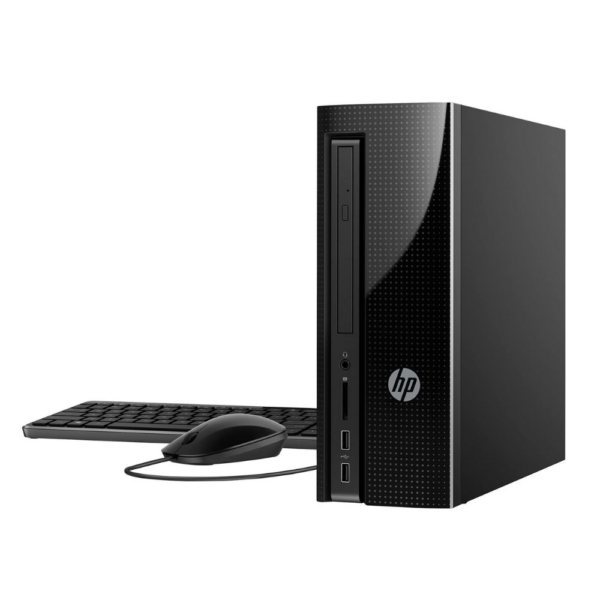 HP Pavilion Slimline 260-P109 Desktop PC_ Intel® core i3-6100T, 3.20GHz, 12 GBRAM , 2TB, Ultra Slim-tray DVD Burner, Win 10