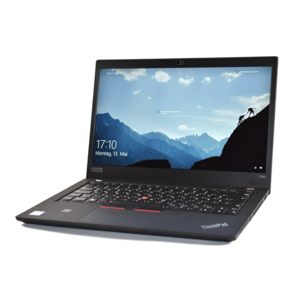 LENOVO THINKPAD T490 I7 | 4.9GHz | Integrated Intel UHD Graphics | 512 GB NVMe SSD | 16 GB RAM | Windows 10 pro