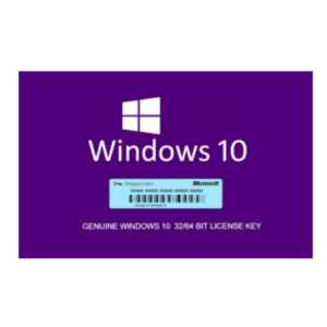 WINDOW 10 LICENSE KEY