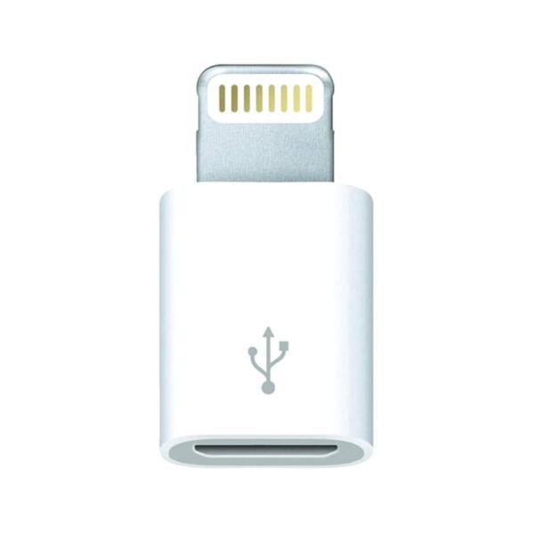 APPLE LIGHTNING TO MIRO USB ADAPTER