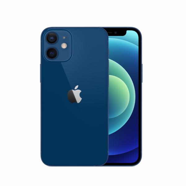 "APPLE iPHONE 1APPLE iPHONE 12 MINI BLUE 5,4"" Super Retina OLED Apple A14 Boinic Chip 4GB RAM 128GB ROM iOS 14 2 MINI BLUE 5,4"" Super Retina OLED Apple A14 Boinic Chip 4GB RAM 64GB ROM iOS 14"