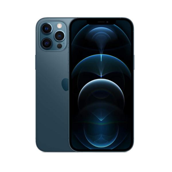 "APPLE iPHONE 12 PRO PACIFIC BLUE 6.1"" Super Retina XDR Display Apple A14 Boinic Chip 6GB RAM 128GB ROM 5G iOS 14"