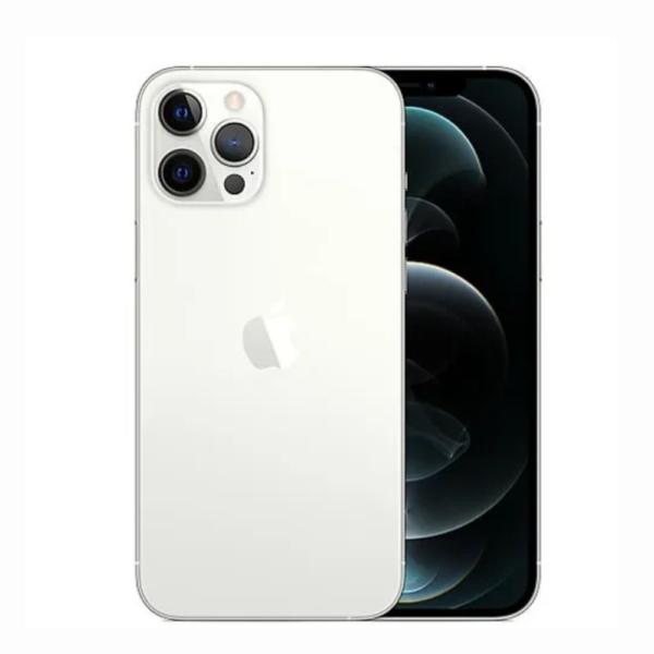 "APPLE iPHONE 12 PRO SILVER 6.1"" Super Retina XDR Display Apple A14 Boinic Chip 6GB RAM 256GB ROM 5G iOS 14"