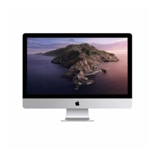 Apple iMac 21.5_ (2020) 3.6GHz quad-core 8th-generation Intel Core i3 processor, 8GB memory 256GB SSD storage¹, Radeon Pro 555X with 2GB of GDDR5 memory