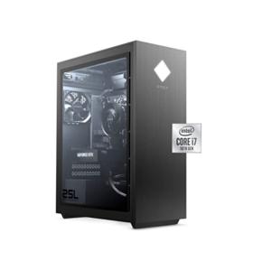 HP Omen 25L Core i7-10th, 16GB, 2TB+256GB SSD, 6GB GTX 1660