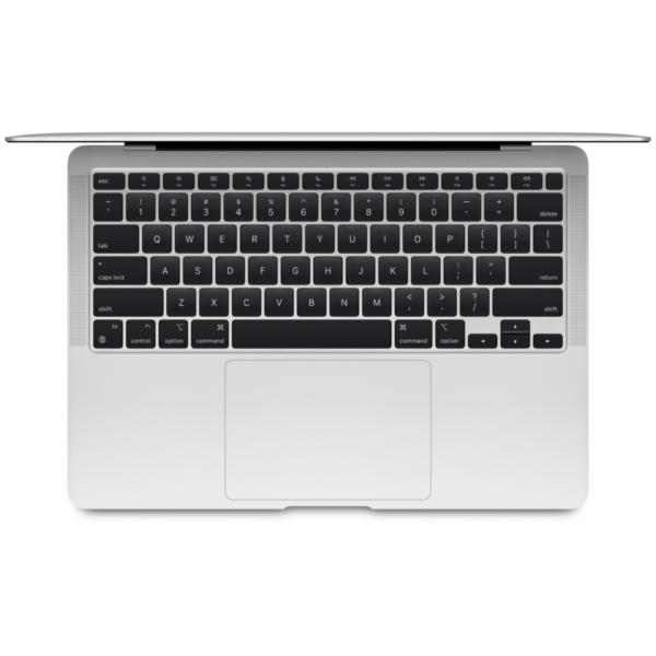 MGNA3B_A Macbook Air 13_ M1 Chip 8-Core CPU _ 8-Core GPU _ 8GB Memory _ 512GB SSD _ (Silver )