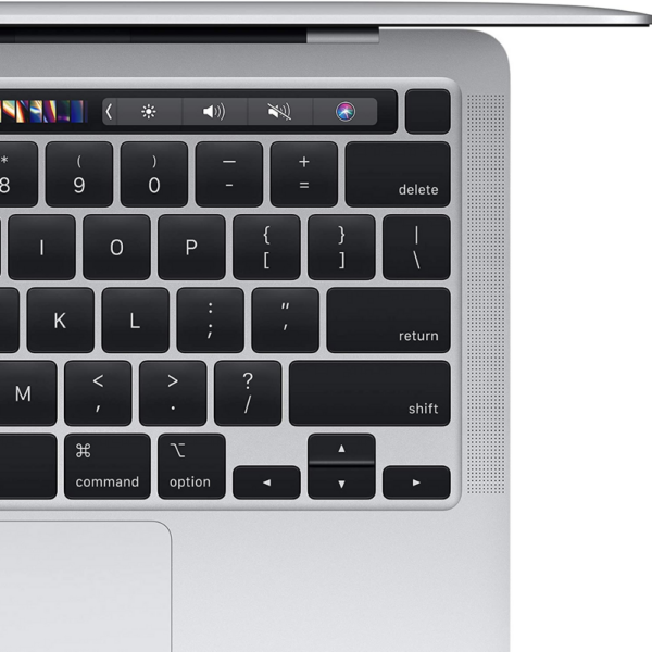 "MYDA2B/A Macbook Pro 13"" M1 Chip 8-Core CPU / 8-Core GPU / 8GB Memory / 256GB SSD / (Silver ) English"
