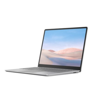 Microsoft Surface Laptop Go 12.4-inch Display Intel Core i5-1035G1 1.0GHz Processor 8GB RAM 128GB SSD Intel UHD Graphics Windows 10 Pro-TNU-00001