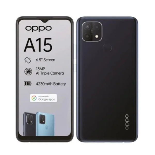 OPPO A15 2GB_32GB