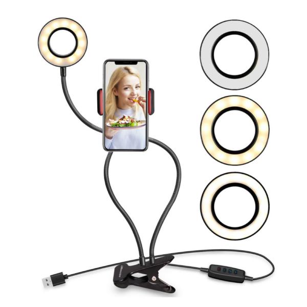 PHONE LIGHTENING STAND