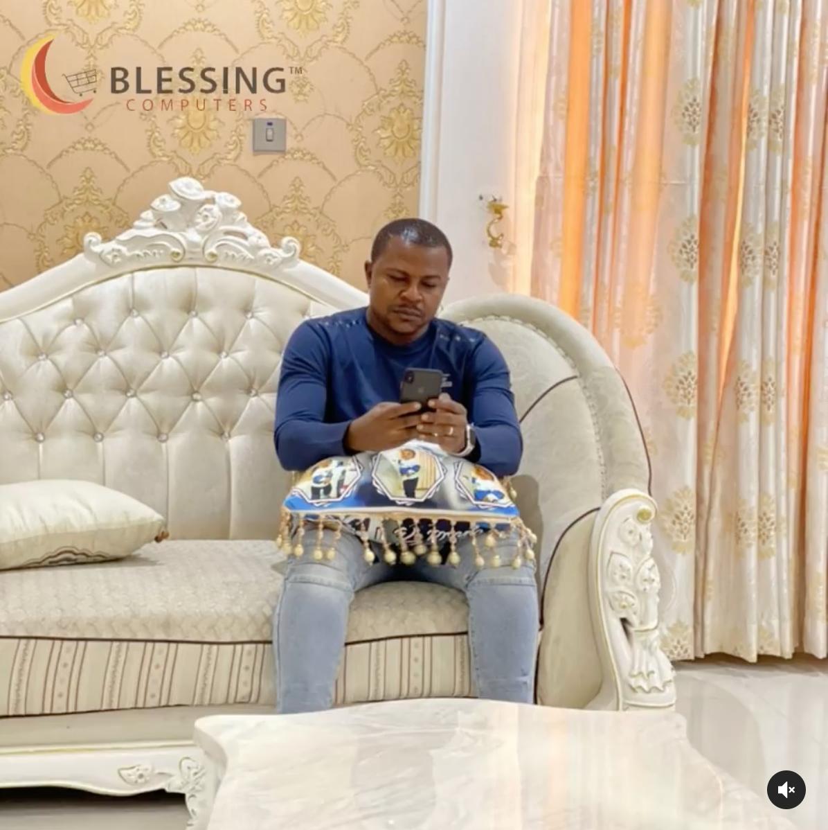Mr Blessing
