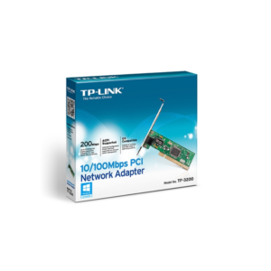 TP LINK 10/100MBPS NETWORK ADAPTER