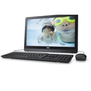 DELL INSPIRON 3280 AIO INTEL CORE I5 1TB HDD/8GB RAM WINDOW 10+DELL KM636 WIRELESS KEYBOARD AND MOUSE