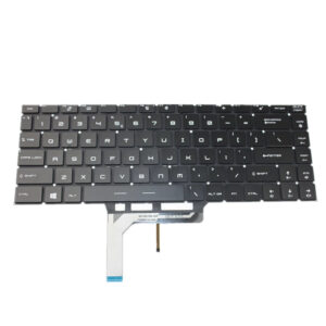 MSI GF65 THIN GAMING GF65 10SDR-645 Replacement Keyboard (1)