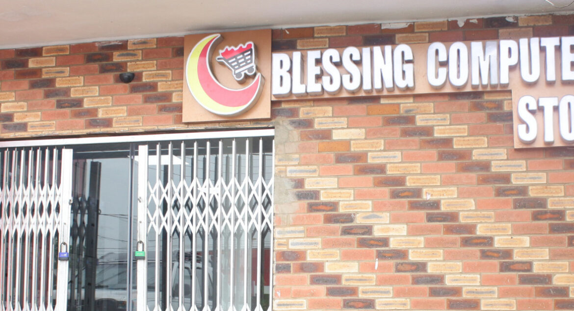 Welcome to Blessing computers