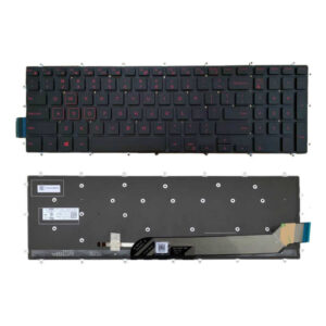 Dell G5 15 5500 GAMING Intel Core i7-10750H Laptop Replacement Keyboard