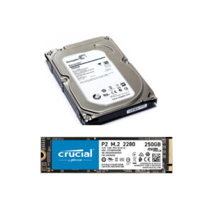 HP Omen 15-dh1070wm Replacement Hard Drives